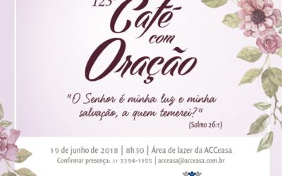 123° Café com Oração
