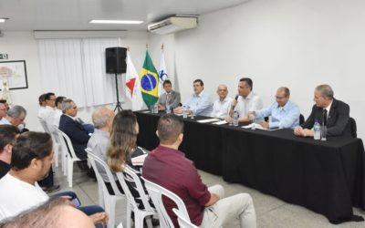 Empresas da CeasaMinas recebem, da prefeitura de Contagem,  Alvarás de localização e funcionamento