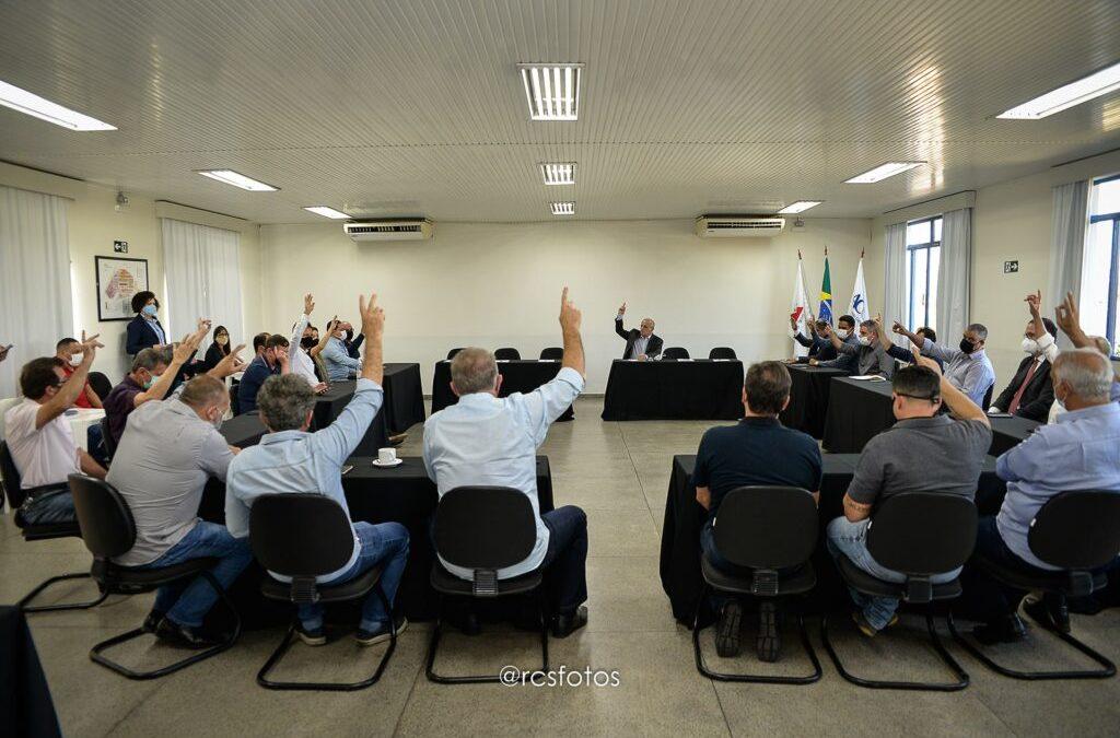 Diretoria Executiva e membros do Conselhos de Administração da ACCeasa tomam posse para o triênio 2021-2024