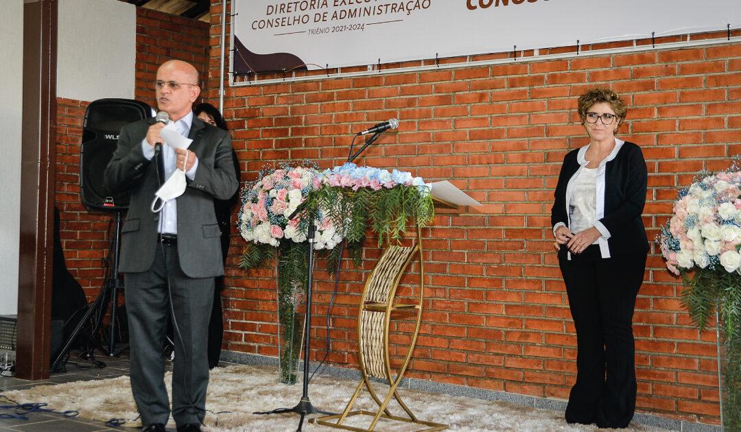 Reconduzido à diretoria executiva, Noé Xavier destaca defesa dos direitos dos comerciantes como principal bandeira da ACCeasa, no processo de privatização da CeasaMinas